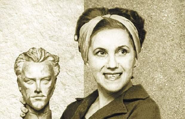 Как советская разведчица из ООН и стала скульптором с мировым именем: Елена Косова