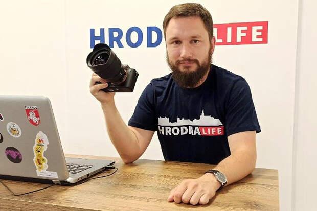 Главреда сайта Hrodna lifе привлекли за экстремизм