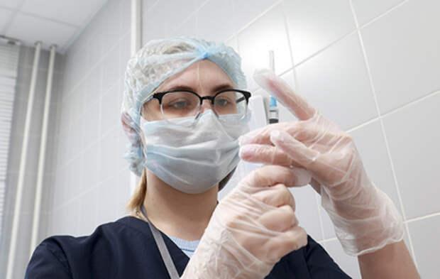 """""""Прививка - как бронежилет"""": самарские врачи записали обращение к жителям"""