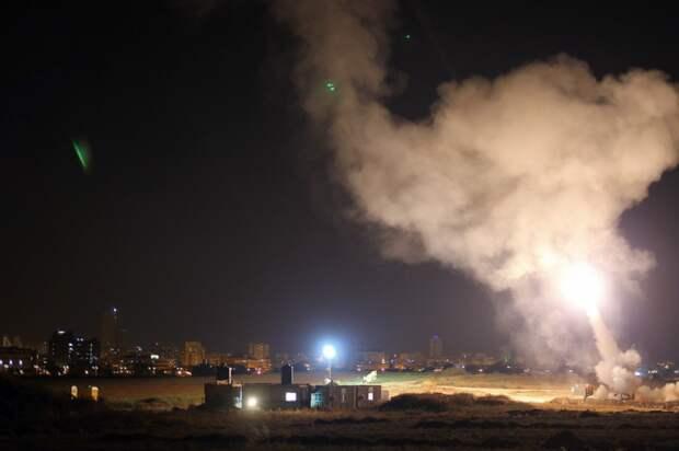 В Палестине заявили о нанесении ракетного удара по Тель-Авиву