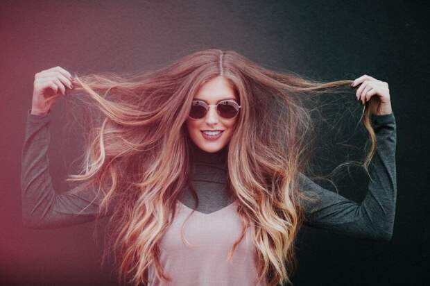 6 правил по уходу за темными и окрашенными волосами