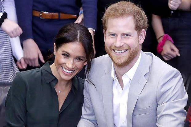 Принц Гарри уйдёт в декрет для ухода за новорожденной дочерью