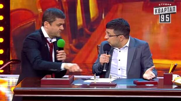 "Замглавы офиса Зеленского объяснил отказ ""Квартала 95"" от шуток о президенте"