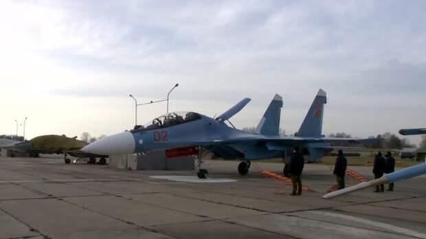 Минск согласился разместить в Белоруссии российские Су-30СМ