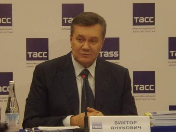 Суд Евросоюза отменил решение о блокировке счетов Януковича