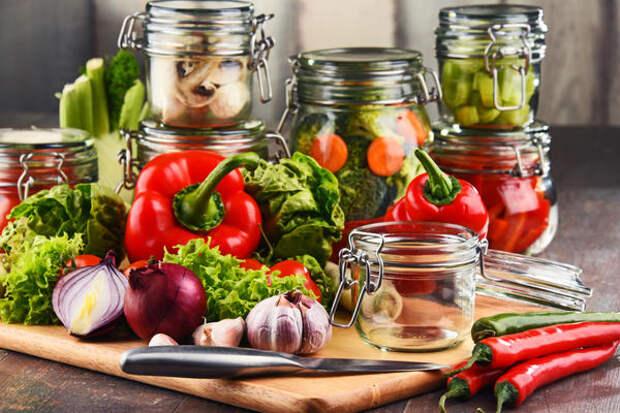 Настала пора овощных заготовок на зиму
