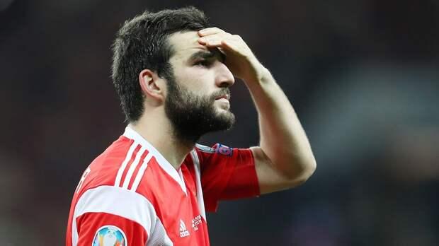 Головин потроллил Джикию, признанного лучшим игроком матча Россия — Болгария