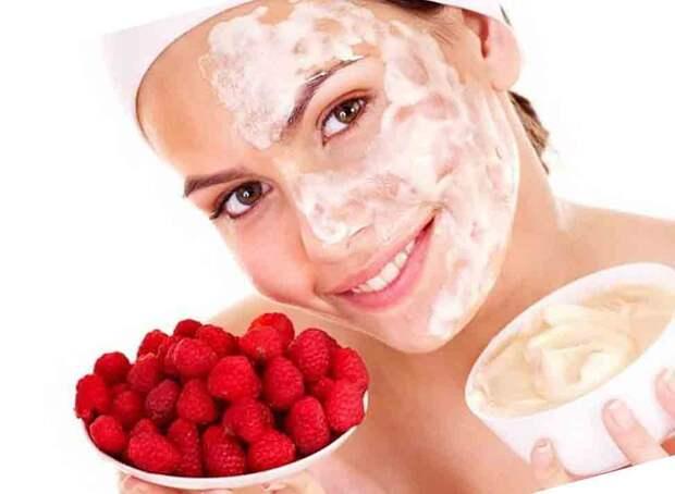 Чем полезна натуральная маска для лица из клубники?