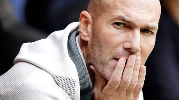 Зидан после ухода из «Реала» может возглавить «ПСЖ»
