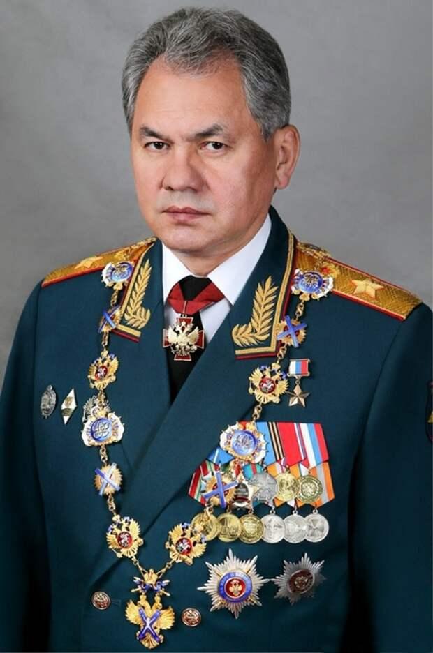 Министр обороны РФ отменил репетицию парада в Севастополе