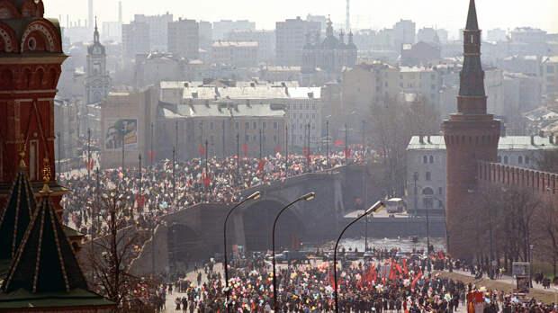 Немецкий журналист назвал необычную версию развала СССР