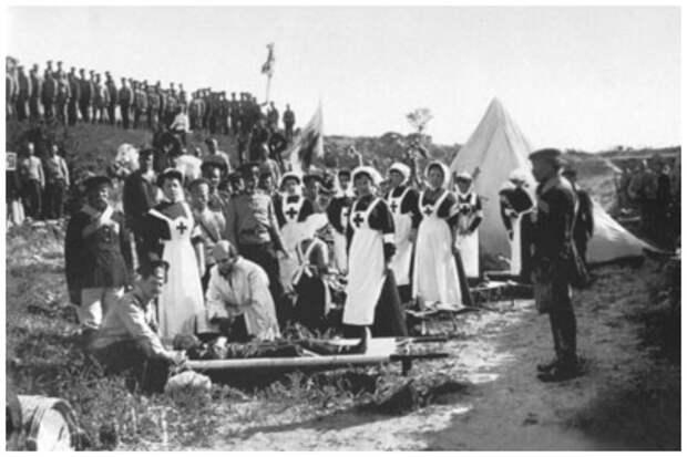 """Служба """"Сердобольные вдовы"""" оставалась неизменной в своем составе и назначении вплоть до середины 19-го века интересное, история, медсестры, подвиг, факты"""