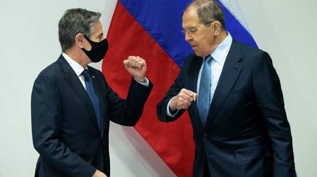 До компромиссов с Россией Америка не доросла