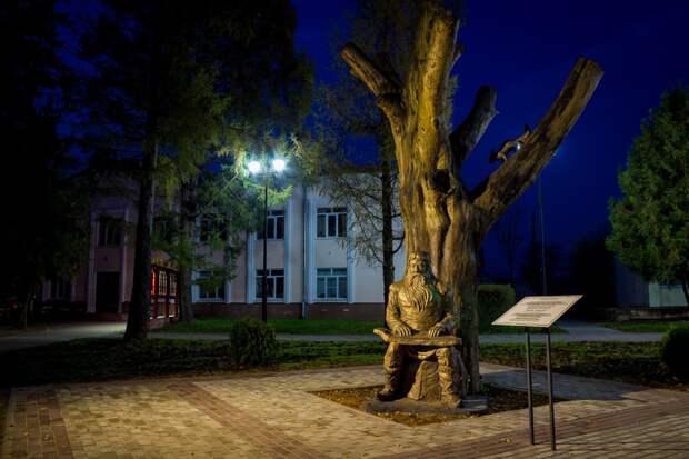 Почетное место в топе практик по благоустройству территорий занял центр Лихославля
