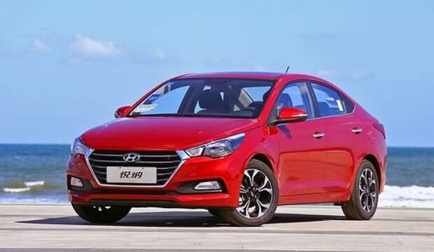 Новый Hyundai Solaris/Verna получит гибридную модификацию