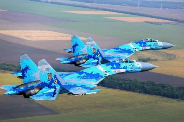 Желание Киева починить МиГ-29 и Су-27 привело к неожиданному скандалу в украинских СМИ