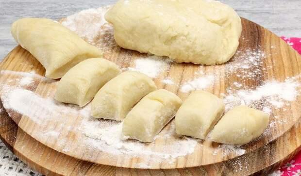 Рецепты по четвергам. Сладкие вареники. Вареники с творогом (3)