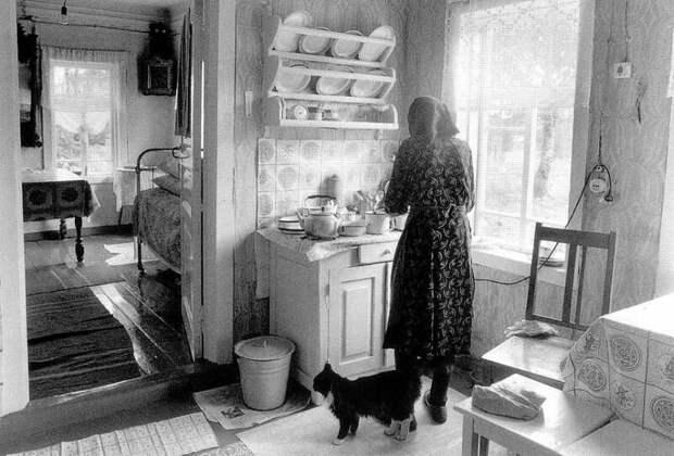 Хочу к бабушке в деревню деревня, история, факты