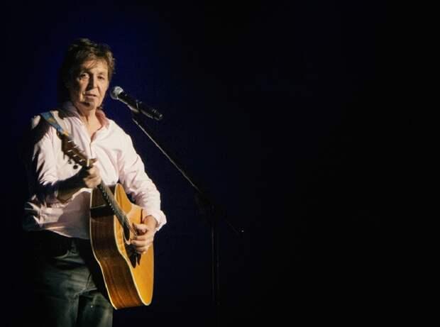 Тексты не издававшихся ранее песен Beatles опубликует Пол Маккартни