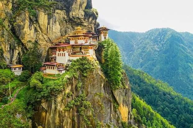 Что посмотреть на отдыхе в Бутане?