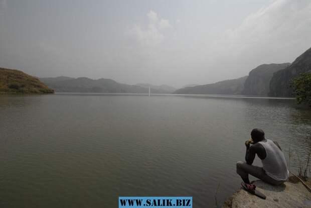 Озеро Ниос. Камерун