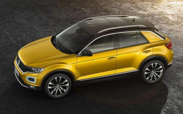Volkswagen сделал ставку на кроссоверы: их будет все больше