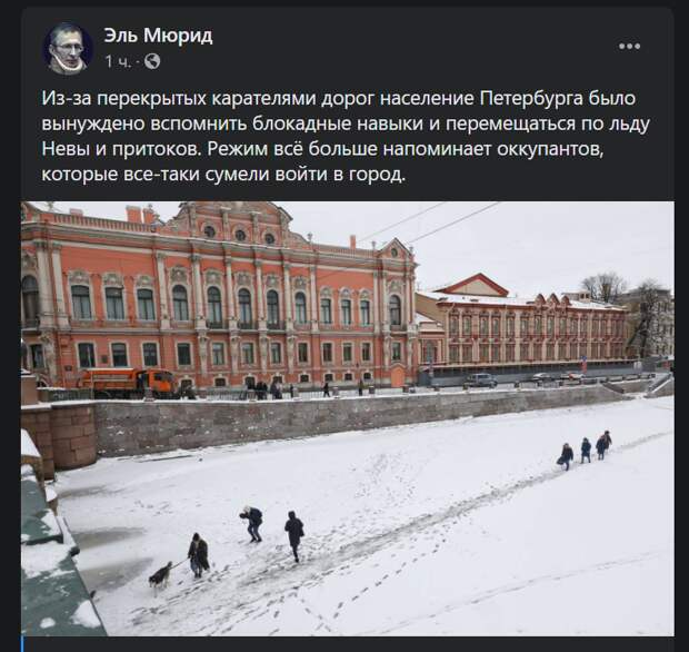Центр Петербурга — в транспортной осаде, но в Смольном не могут объяснить почему