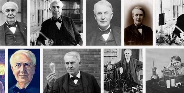 Томас Эдисон — биография и история успеха изобретателя лампочки