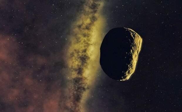 «Золотой» астероид может превратить всех жителей Земли в миллиардеров