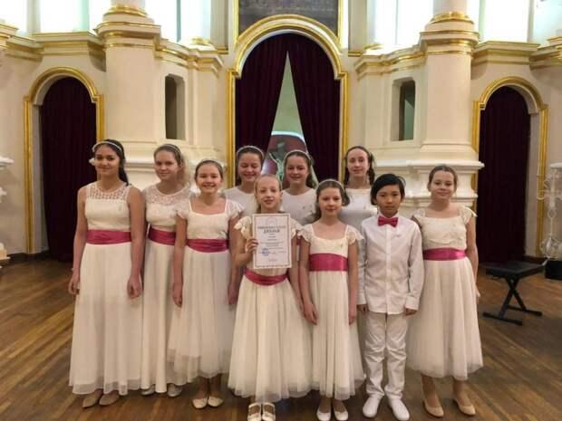 Хор из СЗАО одержал победу на конкурсе духовной музыки