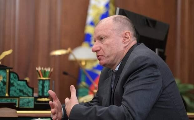 Владимир Потанин возглавил список россиян, наиболее разбогатевших в уходящем году