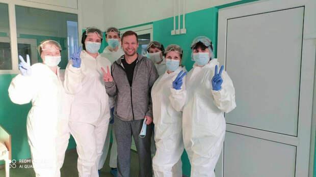 В России на 18 апреля за сутки от COVID-19 выздоровели ещё 467 человек