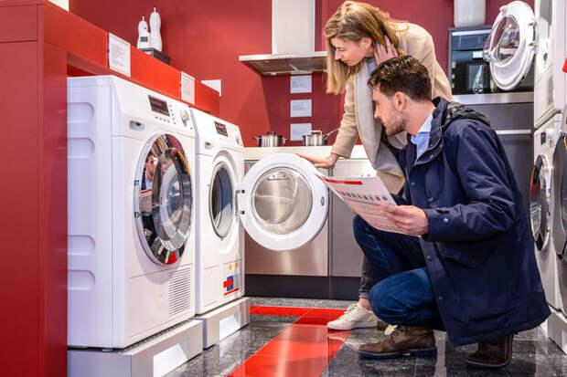 Учимся разбираться в классах стиральных машин