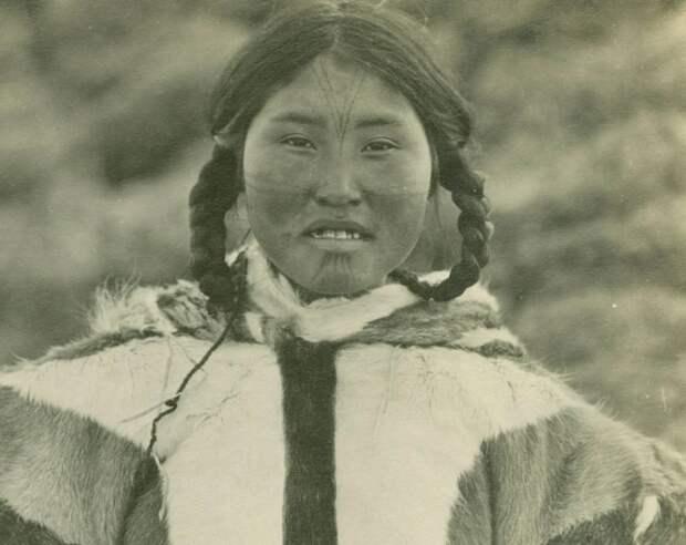 Секреты эскимосских женщин: тату налицах, меховые стринги исекс счужаками