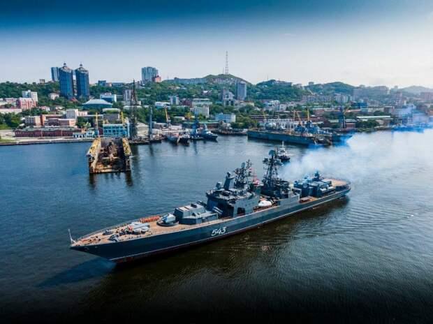 Юрий Селиванов: Правильный выбор российского флота
