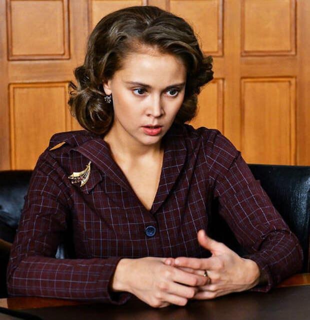 Актриса Виктория Романенко стала мамой во второй раз