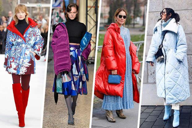 Верхняя одежда зимы 2019: главные тренды