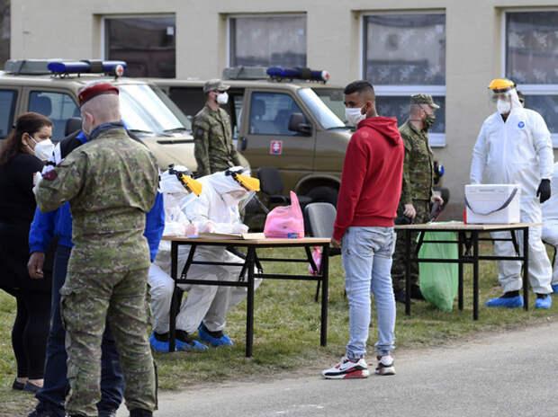 За отказ проходить тест граждан сажают в карантин