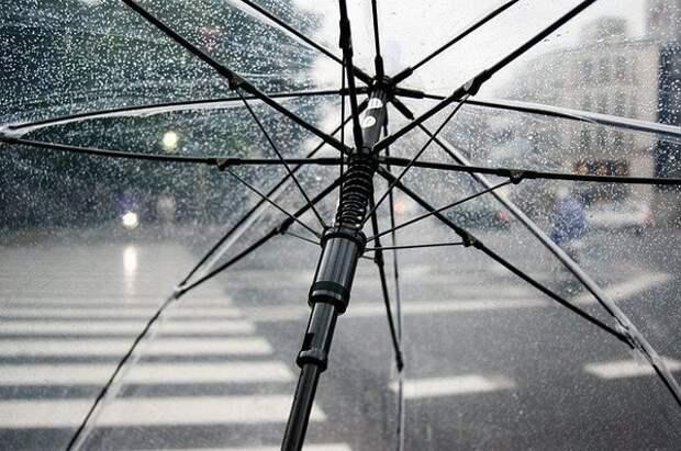 Кратковременные дожди пройдут в Смоленской области 18 апреля