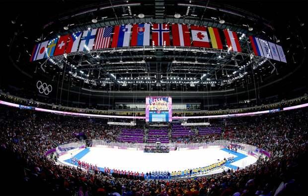 Оргкомитет ЧМ-2021 по хоккею отреагировал на возможный перенос турнира из Минска в Москву