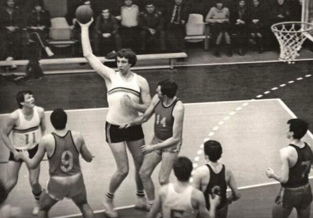 Трагедия русского Гулливера, баскетболиста Александра Сизоненко