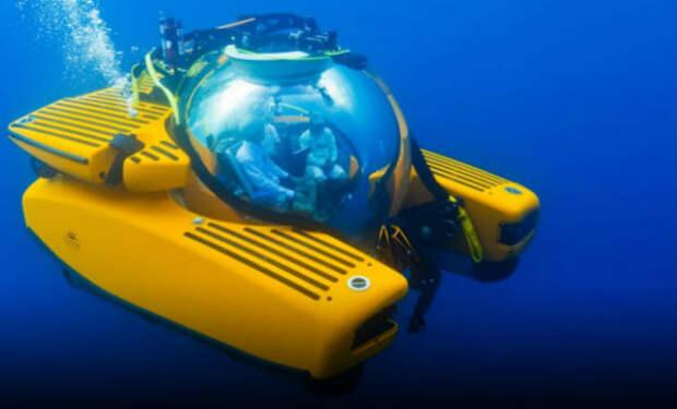 Подводные лодки за миллионы долларов