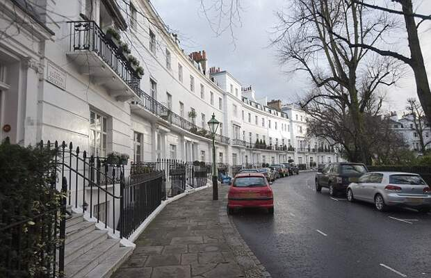 Вестминстер - один из самых богатых районов Лондона