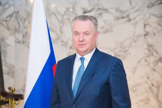 Постпред РФ Александр Лукашевич указал Латвии на недопустимость нарушения свободы СМИ