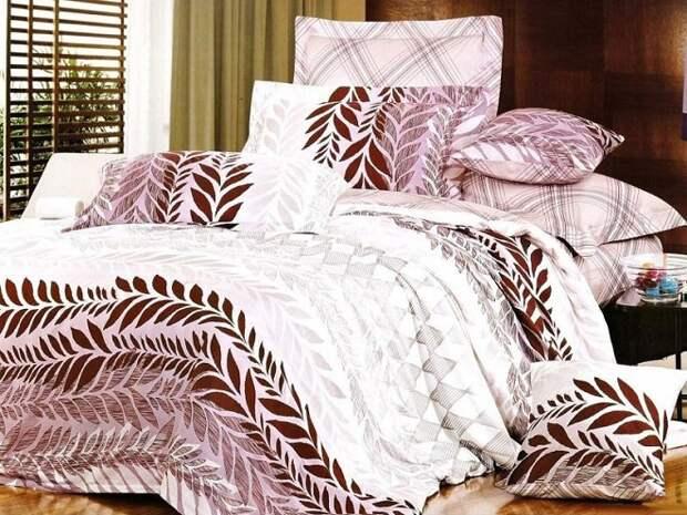 Мягкий способ: для постельного белья и тюли
