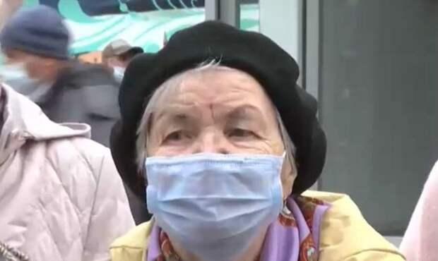 В рамках акции ОНФ «Мечты победителей» в Крым приехала 96-летняя ветеран ВОВ