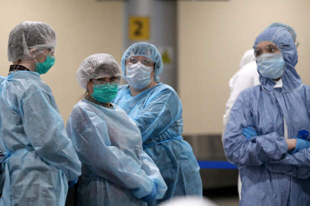 В России зарегистрировали 6361 новых случаев заражения коронавирусом