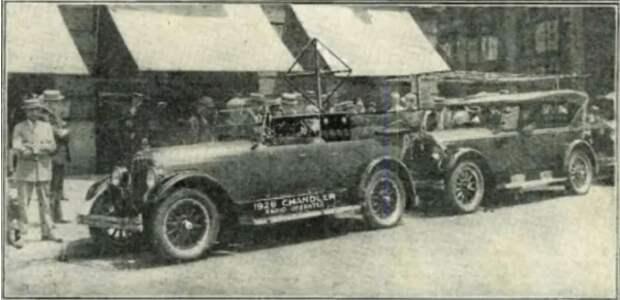Необычные разработки беспилотных автомобилей прошлого века