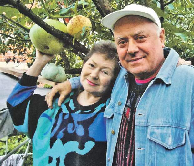 Валерий Александрович и Наталия Ильинична/ из личного архива