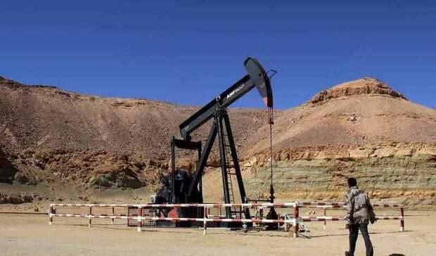 300 тысяч б/с нефти стали добывать вЛивии